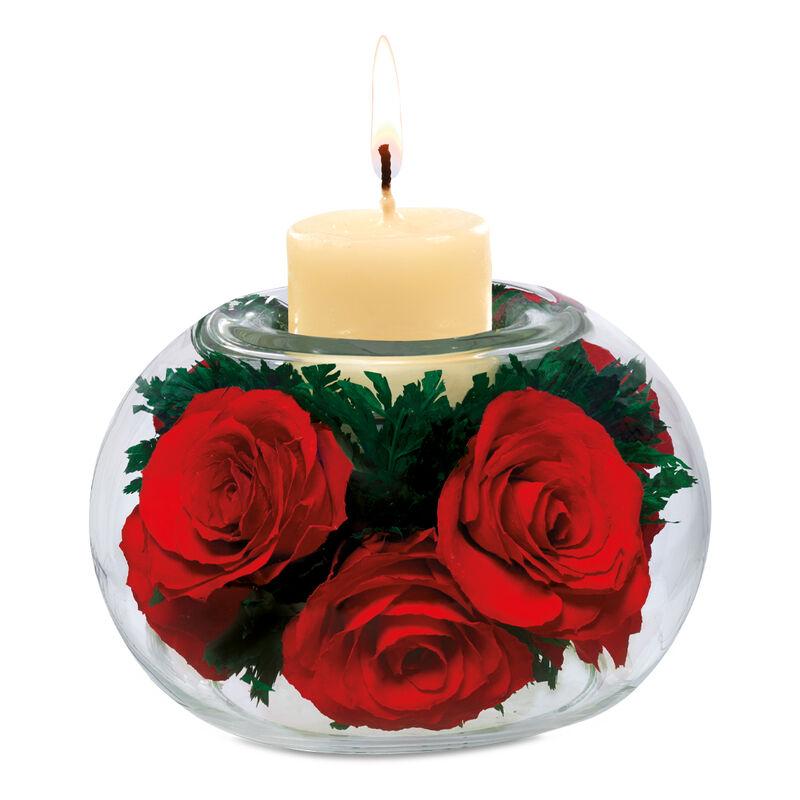 miracle roses candles UK MRTC c three