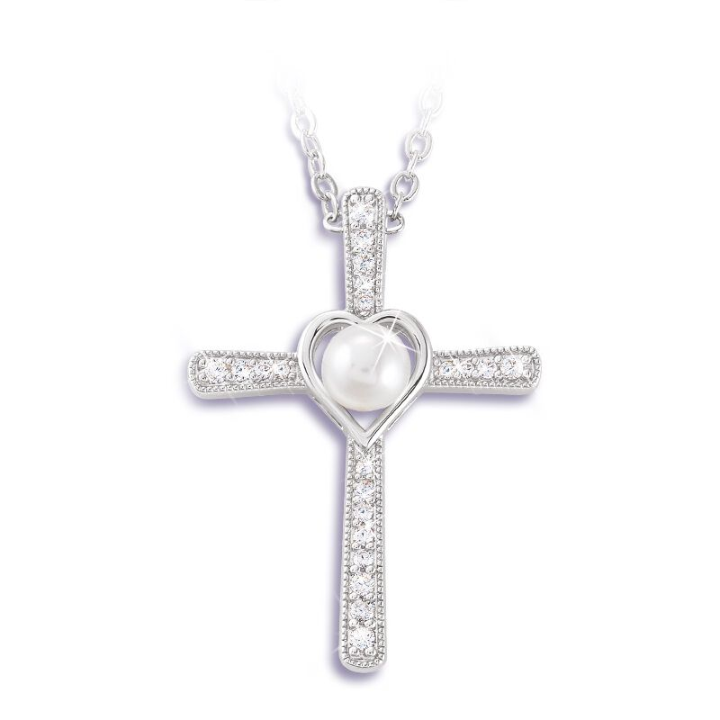 the parable of the cross pendant UK POTPC b two