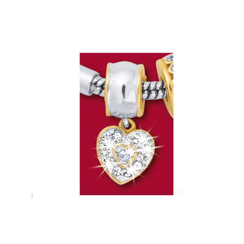 mums personalised charm bracelet UK MPCB b two