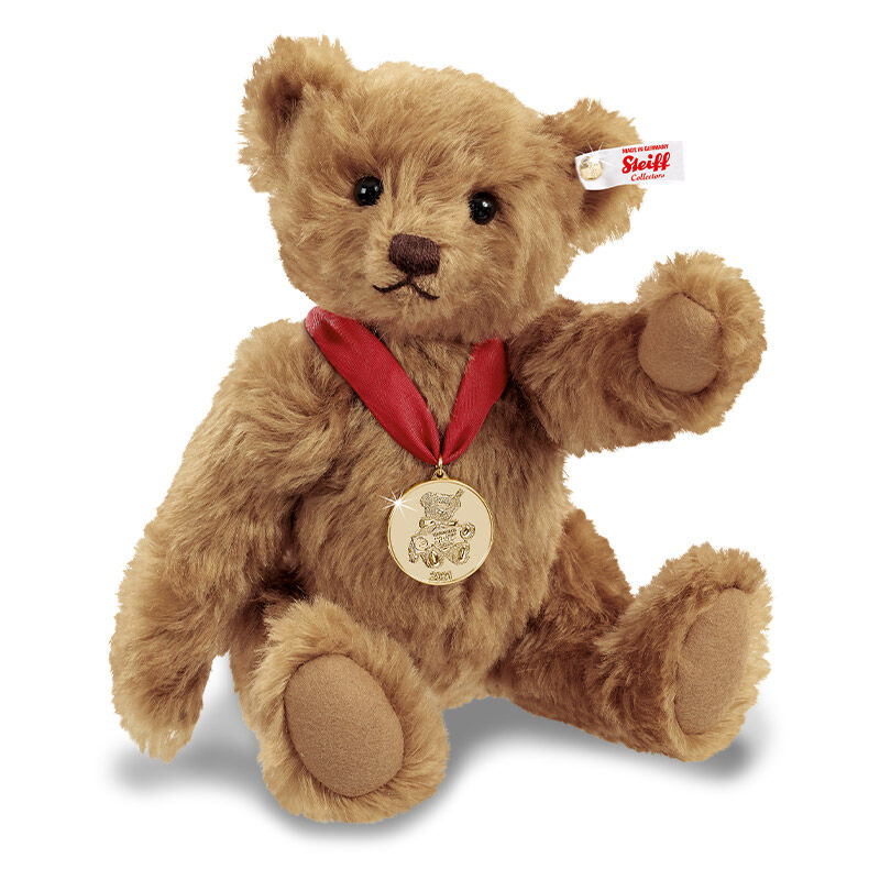 steiff deluxe collector bear of the year UK ST21B a main