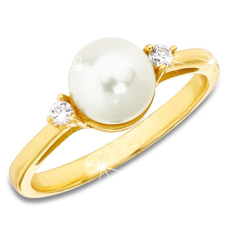 majestic pearl sapphire gold plated silv UK MPSR a main