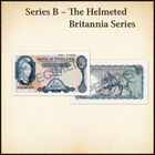 the bank of england collection UK BNC d four