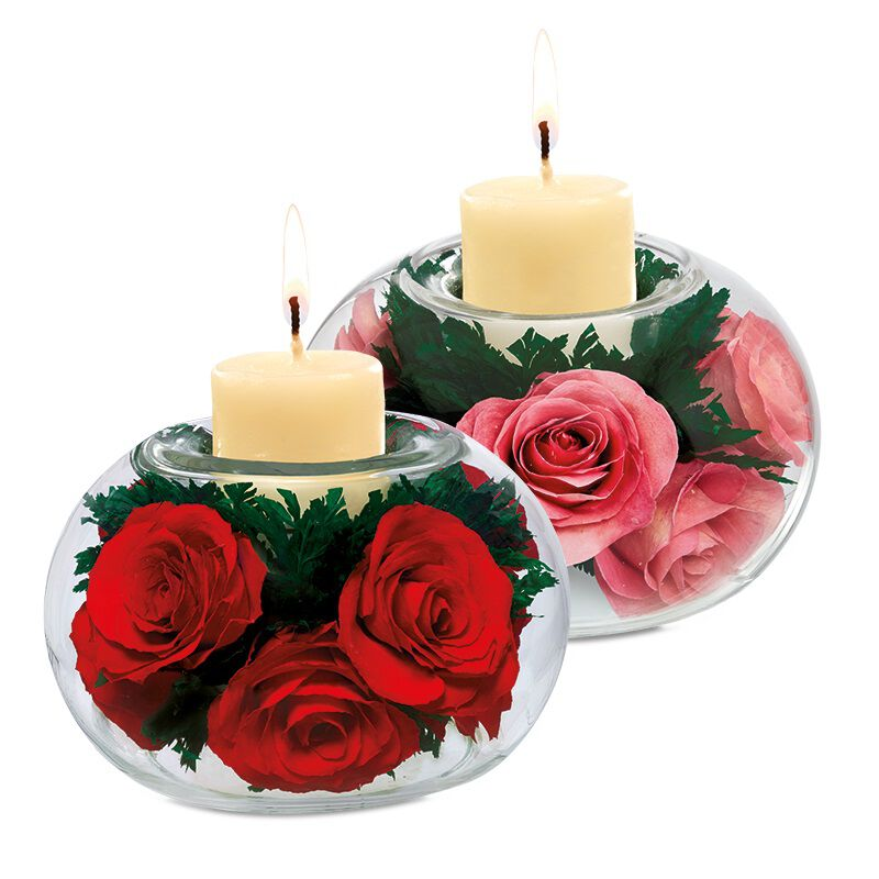 miracle roses candles UK MRTC a main