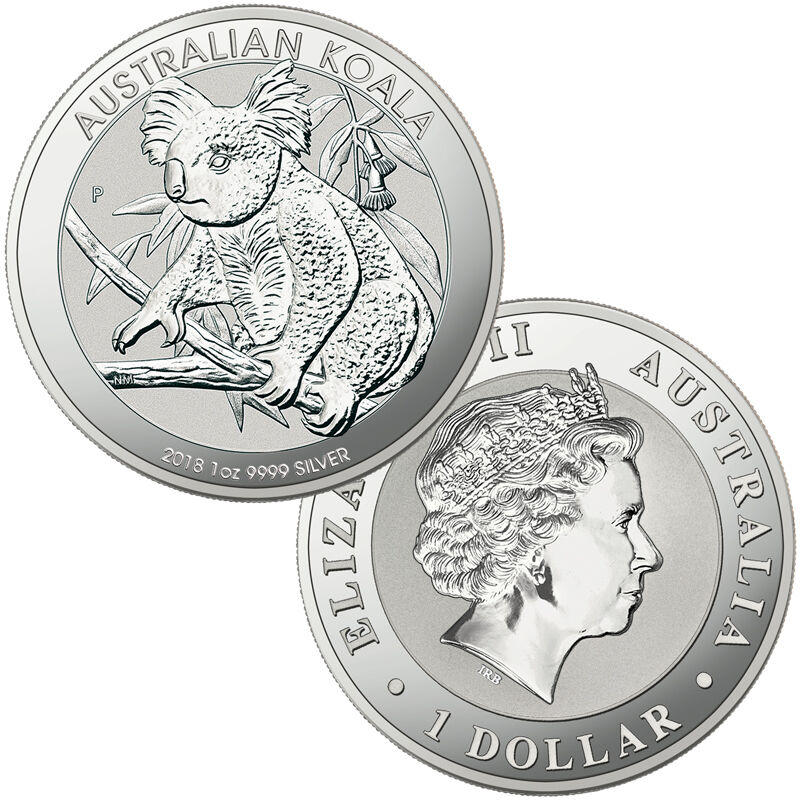 the 2018 early issue australian silver d UK A18D b two
