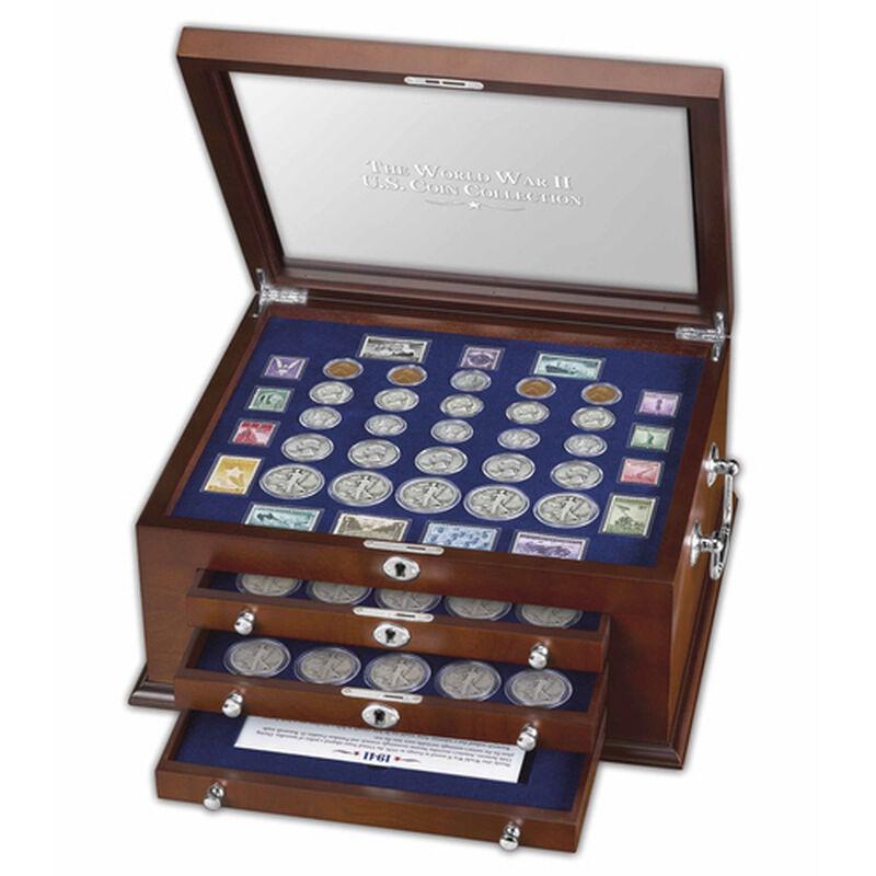 the world war ii u s coin collection UK USWC a main