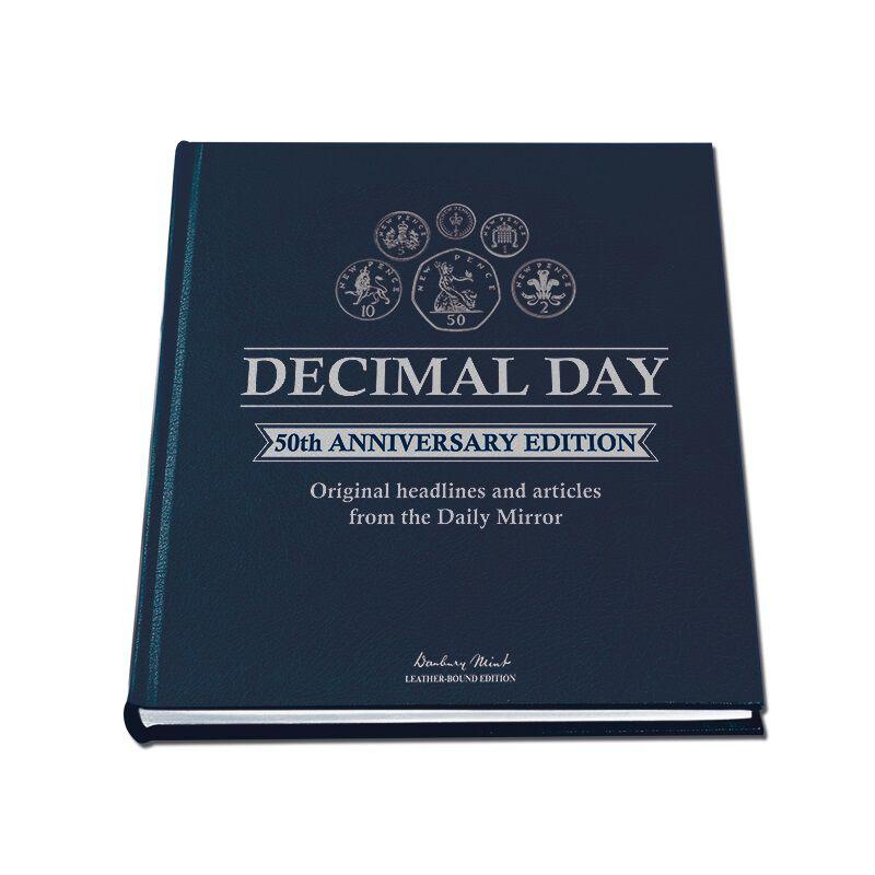 decimal day 50th anniversary newspaper b UK DECNB a main