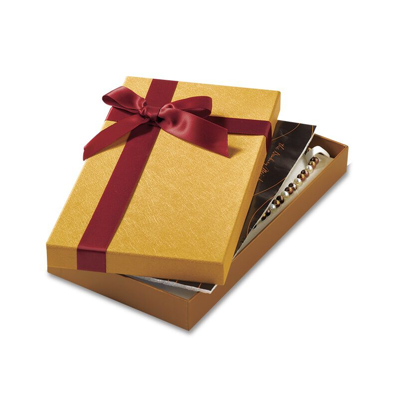 chocolate pearl jewellery box UK CPJB2 b two