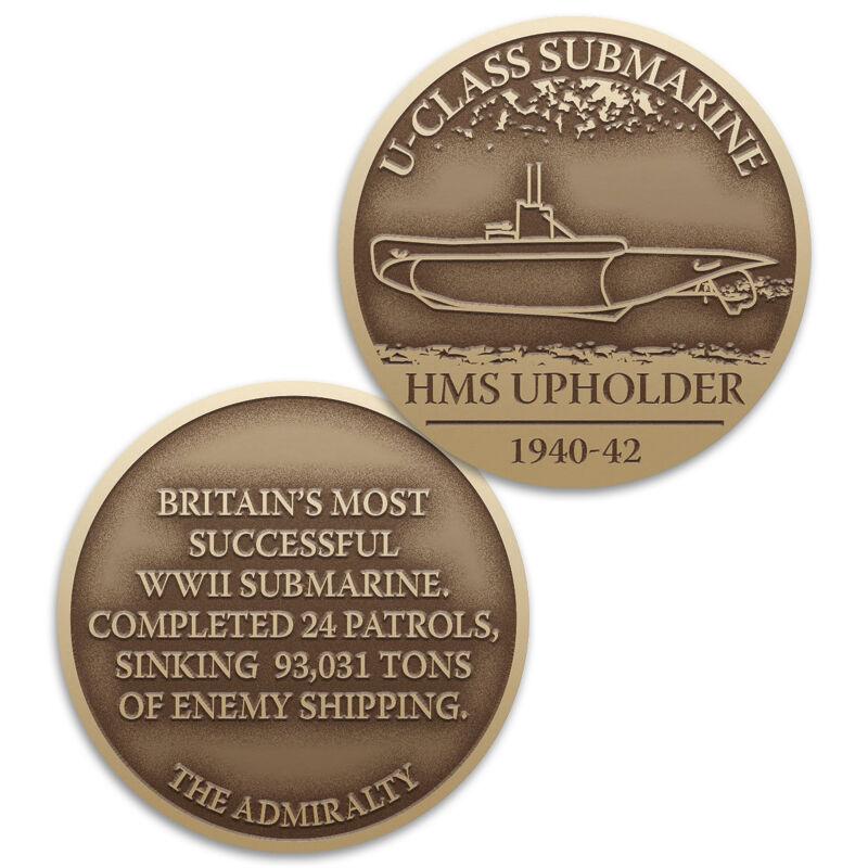 hms upholder britains ace submarine UK CSUP d four