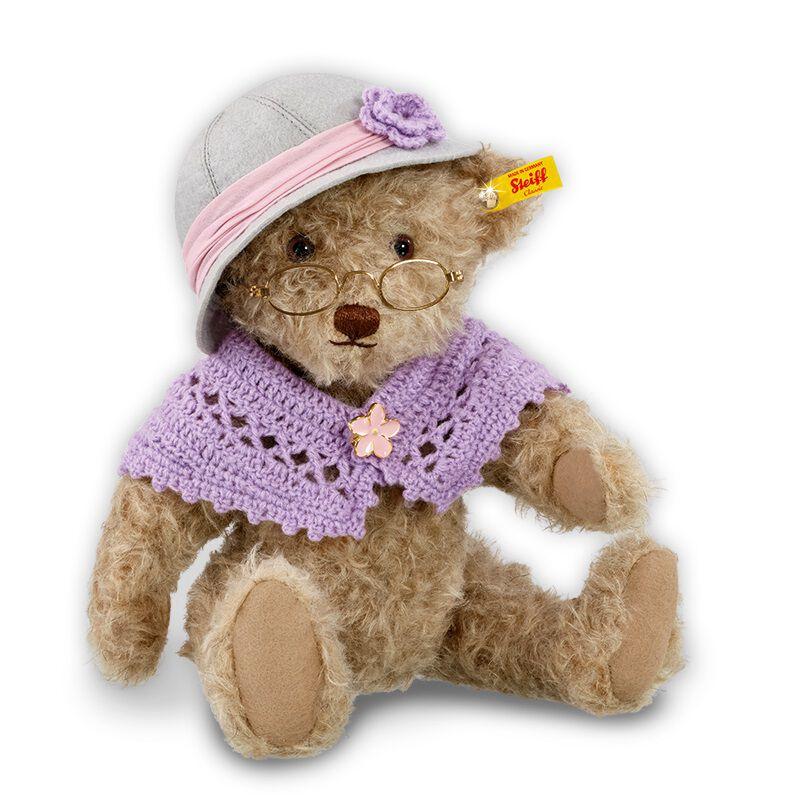 steiff grandma bear UK SGRMB a main