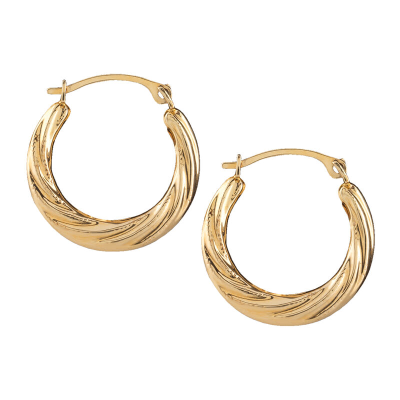 The Essential Gold Earring Set 6315 0015 b earring1