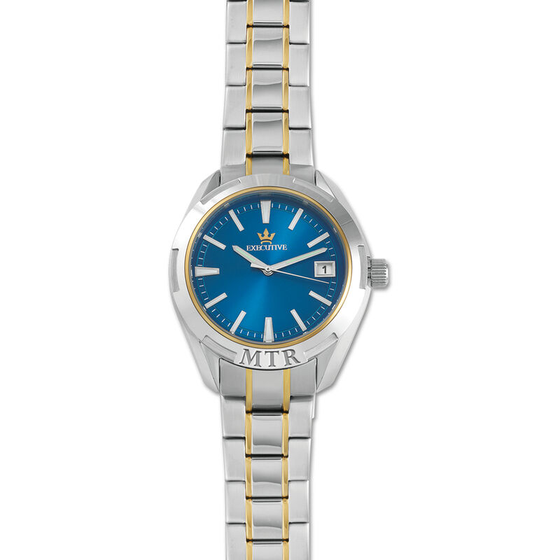 executive edge mens personalised watch UK EEMPW a main