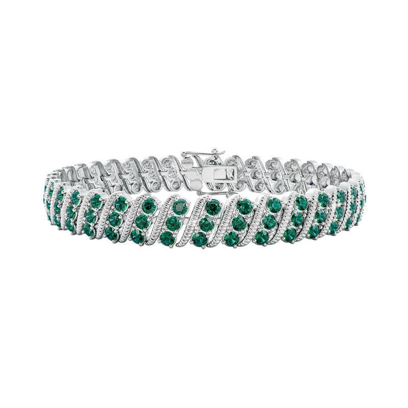 bold beautiful birthstone bracelet UK BSBBB e five