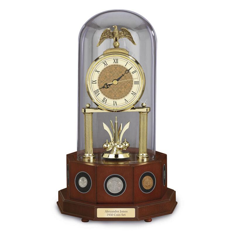 the birth year coin clock UK BYCC a main