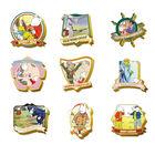 rupert bear friends pin collection UK RFPC a main