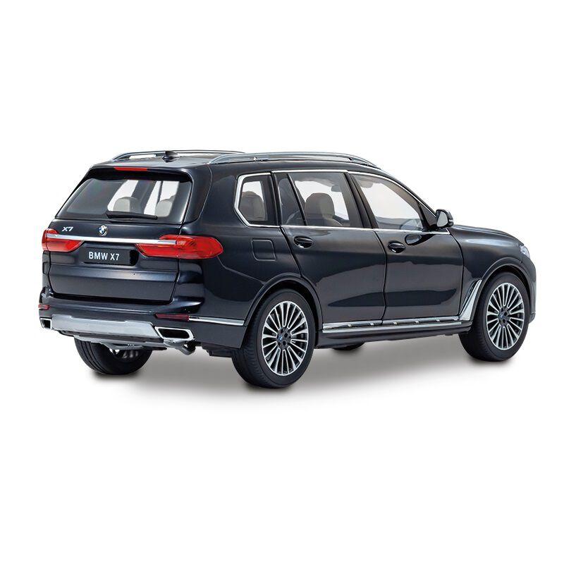 bmw x7 in black UK BMWB b two