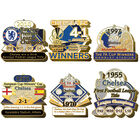 chelsea fc victory pin collection UK CHVP a main