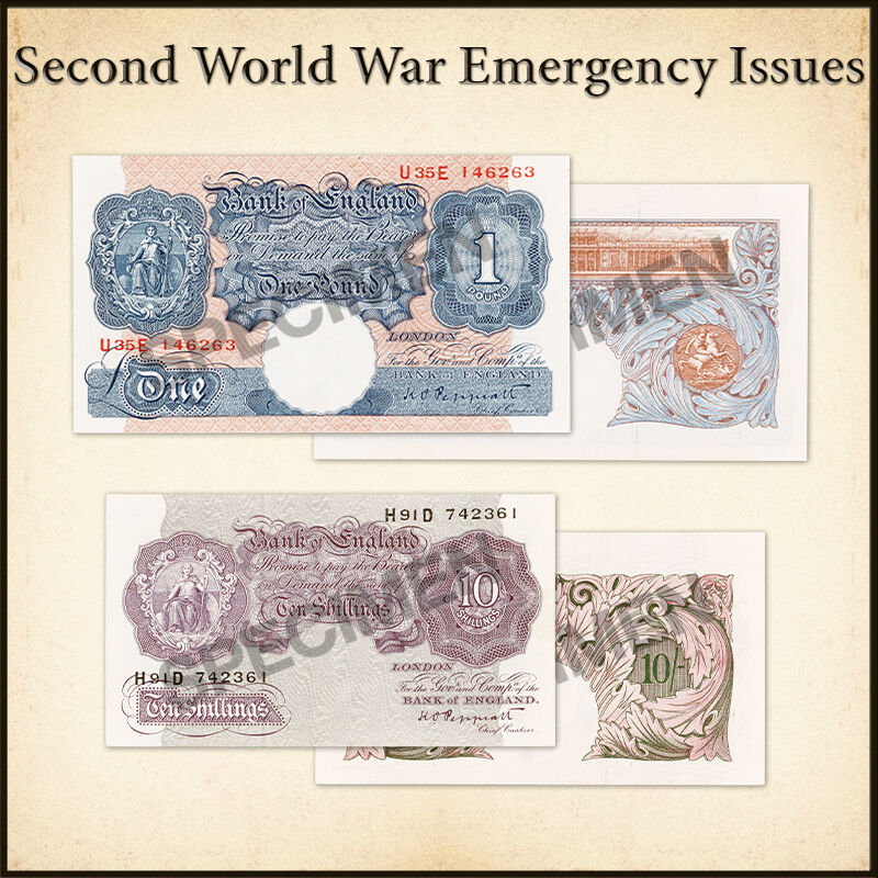 the bank of england collection UK BNC b two