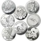 the certified uncirculated silver bullio UK I69B a main