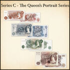 the bank of england collection UK BNC e five