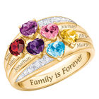 our family birthstone and diamond ring UK FAMRI a main