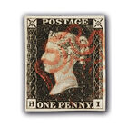 penny black the worlds first postage sta UK PENBS a main