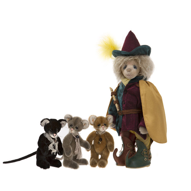 the pied piper by charlie bears UK CBPPR a main