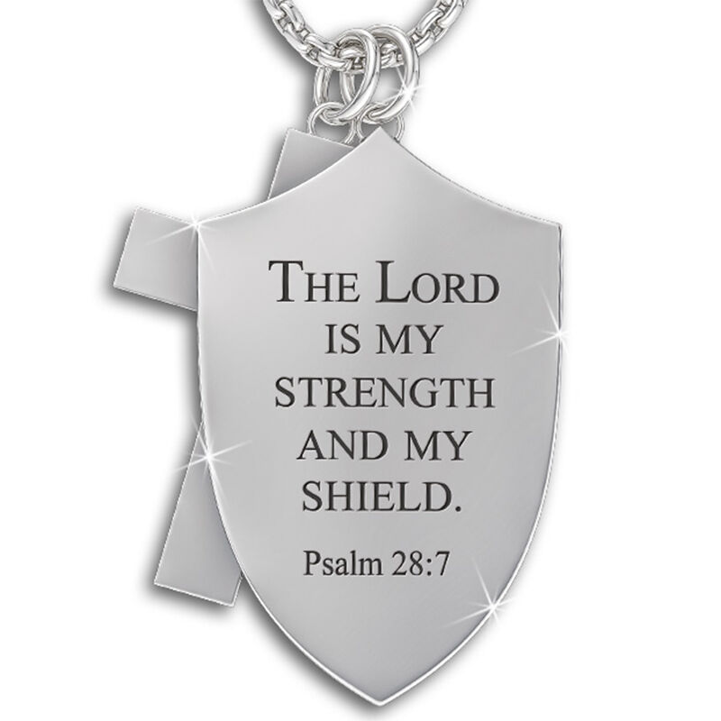 strength of the lord cross shield UK PMCSP b two