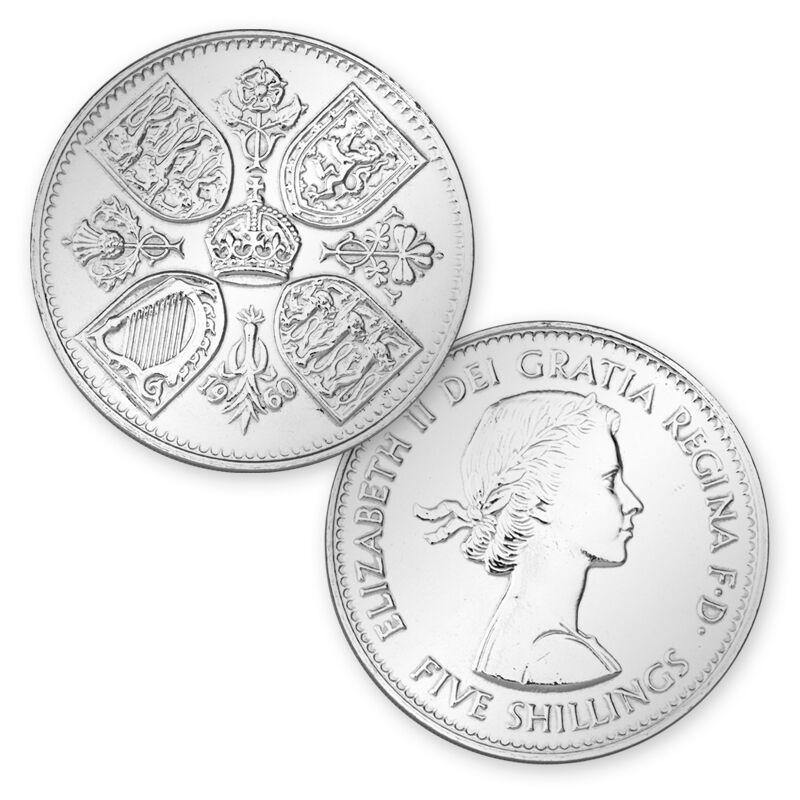 the complete queen elizabeth pre decimal UK CQEC b two