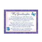 granddaughter butterfly pendant UK GDBP c three