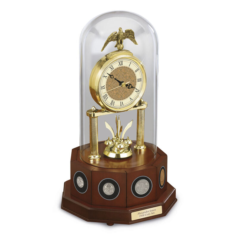 the birth year coin clock UK BYCC b two