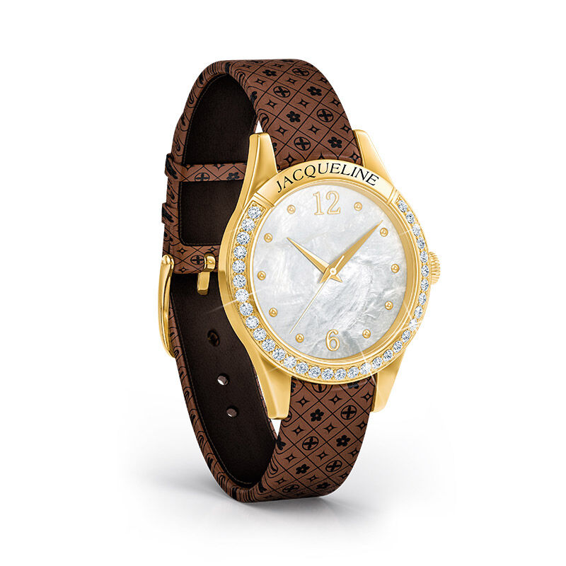 personalised granddaughter watch with ca UK PGWC a main