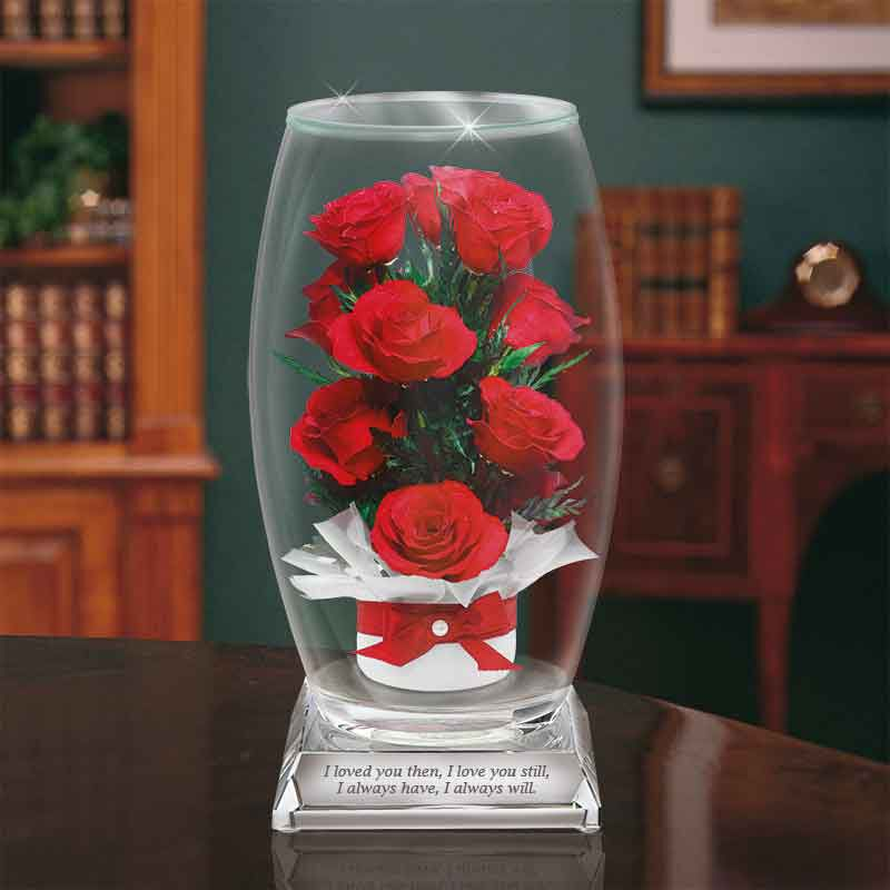 Miracle Roses with Inscribed Base 4538 002 9 4