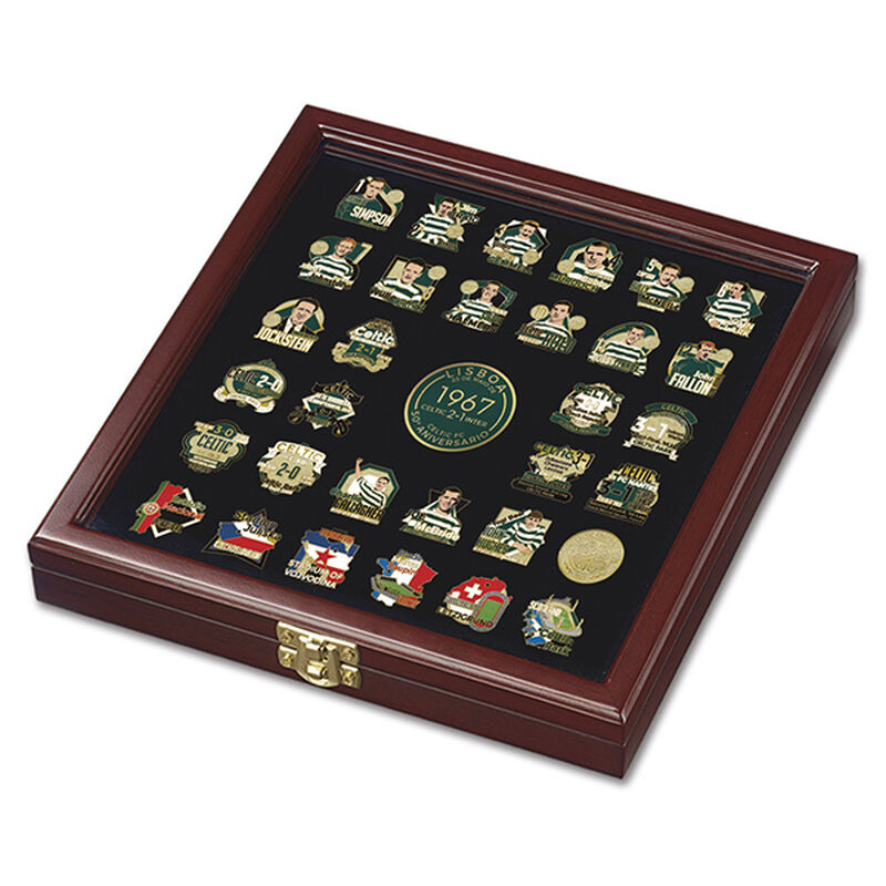 the lisbon lions pin collection UK CELLP b two