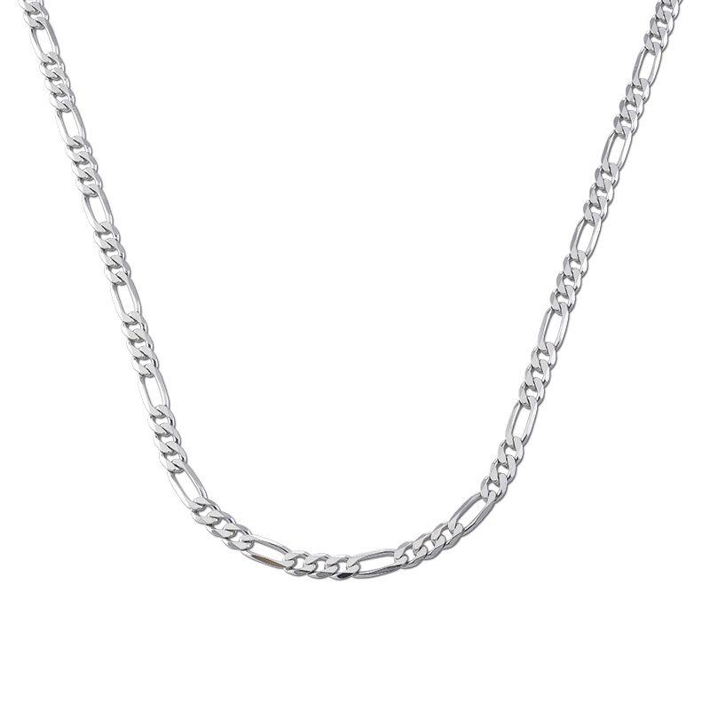 mens legacy silver chain UK MLEGC a main