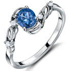 tanzanite embrace diamonds and platinum  UK PLTZR a main
