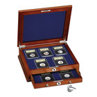the winnie the pooh silver proof set UK WPPS a main