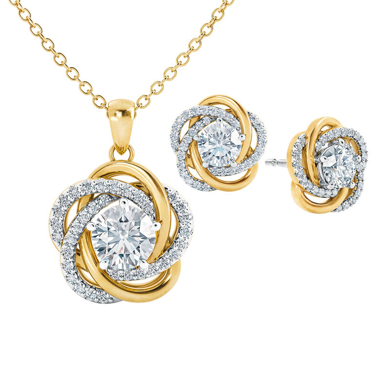 A Forever Bond Love Knot Pendant 10132 0018 a main