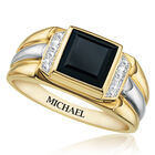 the maverick onyx diamond ring UK MMOR a main