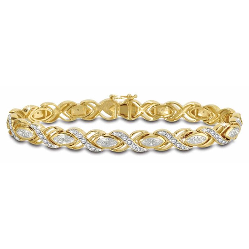 a dozen diamonds bracelet UK ADDB a main