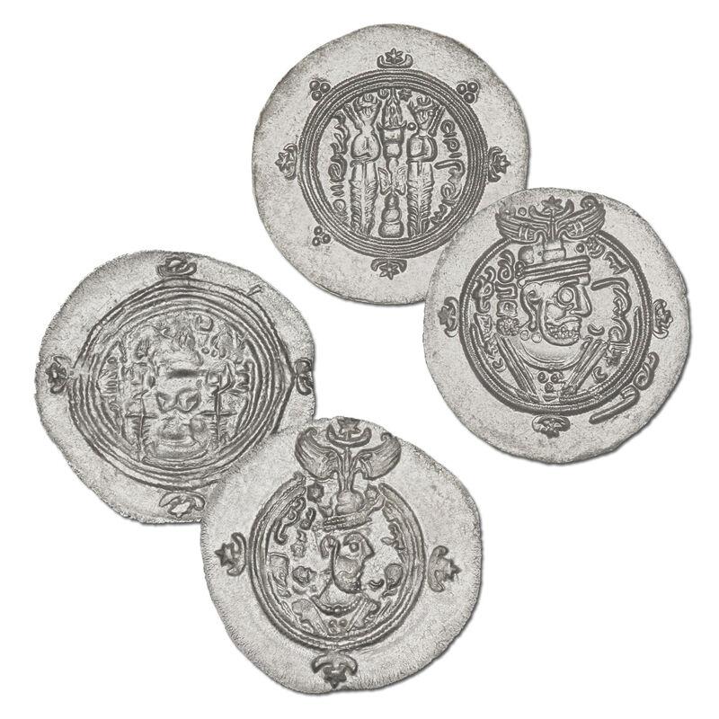 silver treasures of the silk road hoard UK SLK a main