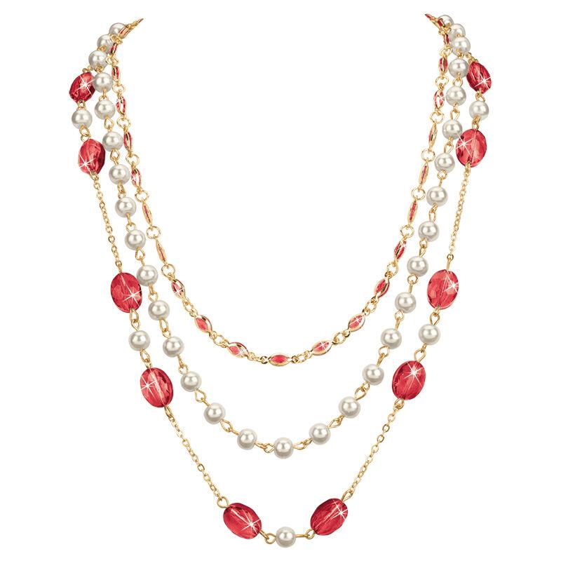 birthstone elegance necklace UK BENS j ten