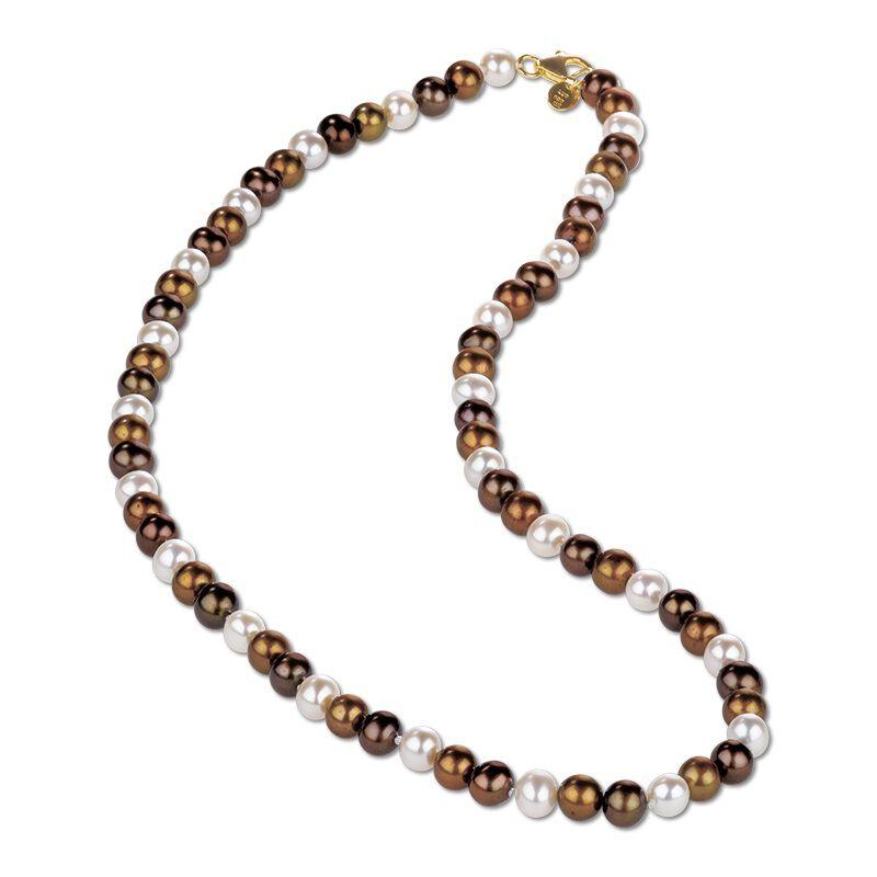 chocolate pearl jewellery box UK CPJB2 e five