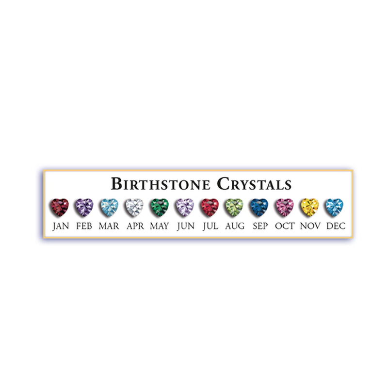 our family birthstone and diamond ring UK FAMRI f six