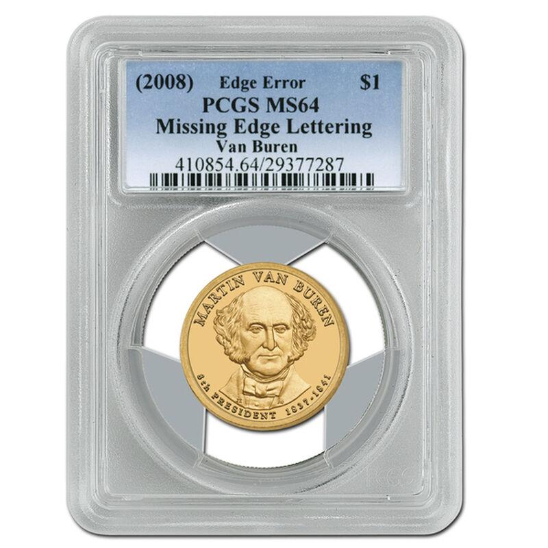 the last godless dollar error coin UK LGDEC d four