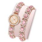 the sweet moments watch and bracelet set UK SRWBS a main