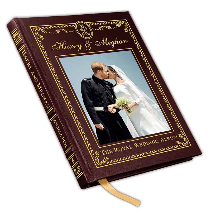harry meghan the royal wedding album UK RWABK a main