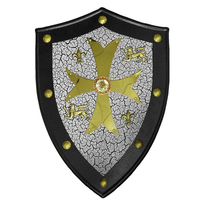 templar knights shield UK TSHLD a main
