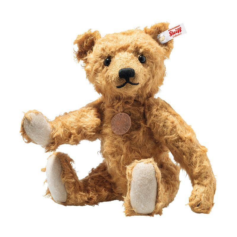 linus steiffs first ever linen bear UK STLLB a main