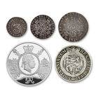 the george iii silver coin collection UK G3AC a main