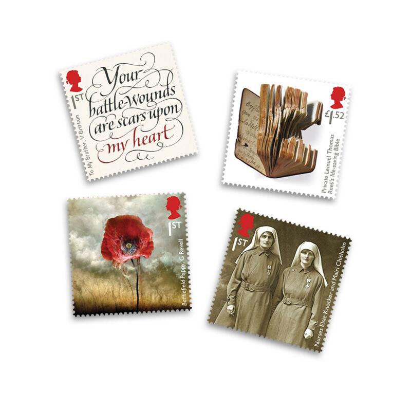 the great war commemorative frame UK WW1FS b two